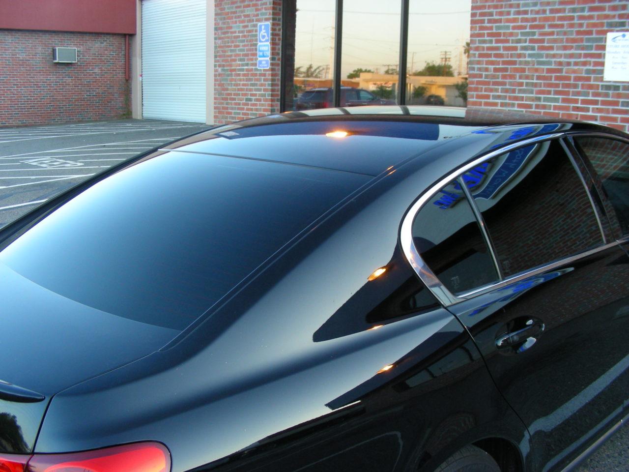 Lexus GS Tint (5)