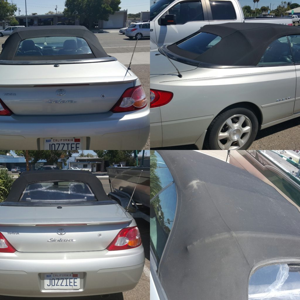 SOLARA BEFORE AND AFTER